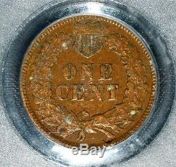 1872 Indian Head Cent Pcgs Xf-40 1c Extra Fine Extremely L@@k Trusted