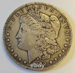 1879-CC Morgan Silver Dollar $1 Carson City VF/XF Very Fine/Extremely Fine