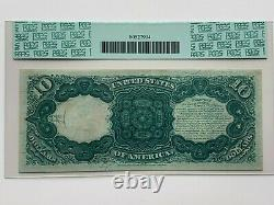 1880 $10 Legal Tender Note PCGS Extremely Fine 45 Fr. 103 Low 5 Digit S/N