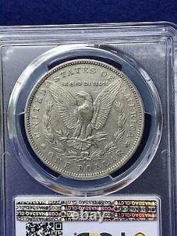 1884-S Morgan Silver $1 Dollar Tough Coin PCGS XF40 Extremely Fine