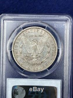 1884-S Morgan Silver $1 Dollar Tough Coin PCGS XF45 Choice Extremely Fine