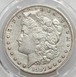 1884-S PCGS XF45 Morgan Silver Dollar Better Date Extremely Fine