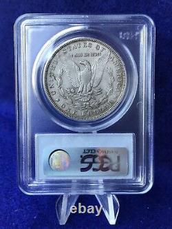 1888-S MORGAN SILVER DOLLAR 1$ Semi-Key Coin PCGS XF45 CHOICE EXTREMELY FINE