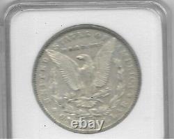 1893-O Morgan Dollar 90% silver Extremely fine condition
