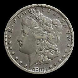1895 O Morgan Silver $1 Dollar Semi Key Date Coin Extremely Fine Condition
