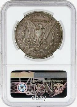 1895 S $1 Morgan Silver Dollar NGC XF40 Extremely Fine Circulated Key Date Coin
