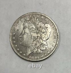 1895 S Morgan Silver Dollar Very Fine Extremely Fine