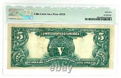 1899 $5 Dollar Large Silver Certificate Indian Chief PMG 45 Extremely Fine