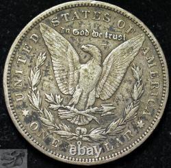 1900 O/CC Morgan Silver Dollar, Extremely Fine Condition, Free Shipping, C5736