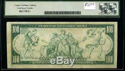 1914 $100 Federal Reserve Note Fr. 1128 San Francisco Extremely Fine #L419477A