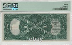 1917 $1 Legal Tender Red Seal Fr. 39 Speelman White Pmg Extremely Fine Xf 45