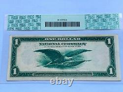 1918 $1 Atlanta Federal Reserve Bank Note PCGS 40 Extremely Fine Fr. 723