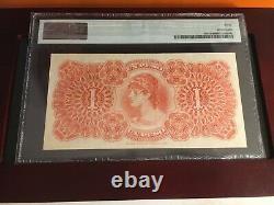 1920 1 Peso Guatemala Pick#S101b PMG extremely fine 40