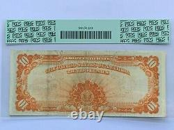 1922 $10 Gold Certificate PCGS 40 EXTREMELY FINE Fr. 1173