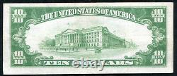 1929 $10 Tyii American Nb & Trust Co. Of Chicago, IL Ch. #13216 Extremely Fine
