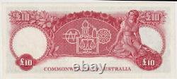 1960 Ten Pound Coombs/Wilson R63 Extremely Fine
