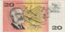 1968 $20 Note Coombs/Randall R402 Extremely Fine