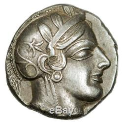Attica / Athens Ar-Tetradrachm c. 454-404 BC (old Style) Extremely Fine