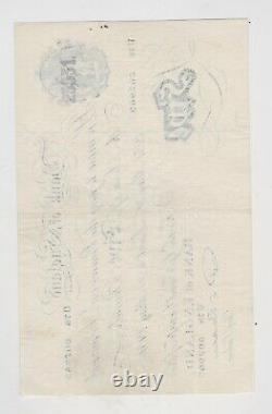 B270 Beale 1951 White £5 Banknote U78 In Extremely Fine Condition
