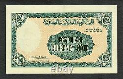 Egypt 10 Piastres 1940 Pick-168a Rare Signature Nice Extremely Fine