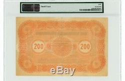 Estonia 200 Marka 1920, PMG Extremely Fine 40, Ref. Pick# 33