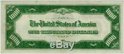 FR. 2211-Glgs 1934 $1000 FRN Chicago PMG Choice Extremely Fine 40