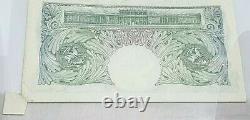Fabulous Rare Error Extra Paper/fishfin 3 X Peppiatt £1 1948-50 Extremely Fine