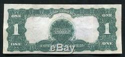 Fr. 236 1899 $1 One Dollar Black Eagle Silver Certificate Extremely Fine