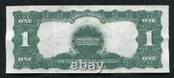 Fr. 236 1899 $1 One Dollar Black Eagle Silver Certificate Extremely Fine (b)