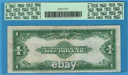Fr. 237 1923 $1 Silver Certificate Star Note PCGS Currency Extremely Fine 45