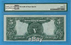 Fr. 273. 1899 $5 Silver Certificate. PMG Extremely Fine 40 EPQ