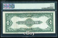 Fr. 40 1923 $1 One Dollar Legal Tender United States Note Pmg Extremely Fine-45