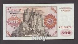 GERMANY P. 35a-8178 500 DEUTSCHE MARK 2.1.1970 VERY FINE-EXTREMELY FINE