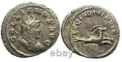 Gallienus. Ae antoninianus. Milan. Nearly Extremely Fine. 9906