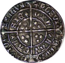 Great Britain Henry VI (1431-1432/33) Silver Groat Extremely Fine