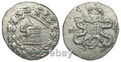 Ionia. Ephesos. AR tetradrachm. 131-130 B. C. Nearly Extremely Fine. 9917