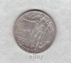 Scarce USA 1928 Silver Hawaiian Half Dollar In Extremely Fine Condition