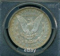 U. S. 1895-o Morgan Silver Dollar, Extremely Fine, Pcgs Certified Xf-45