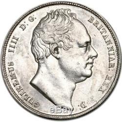 William IV. Halfcrown. 1835. Extremely Fine. 9667. SCARCE